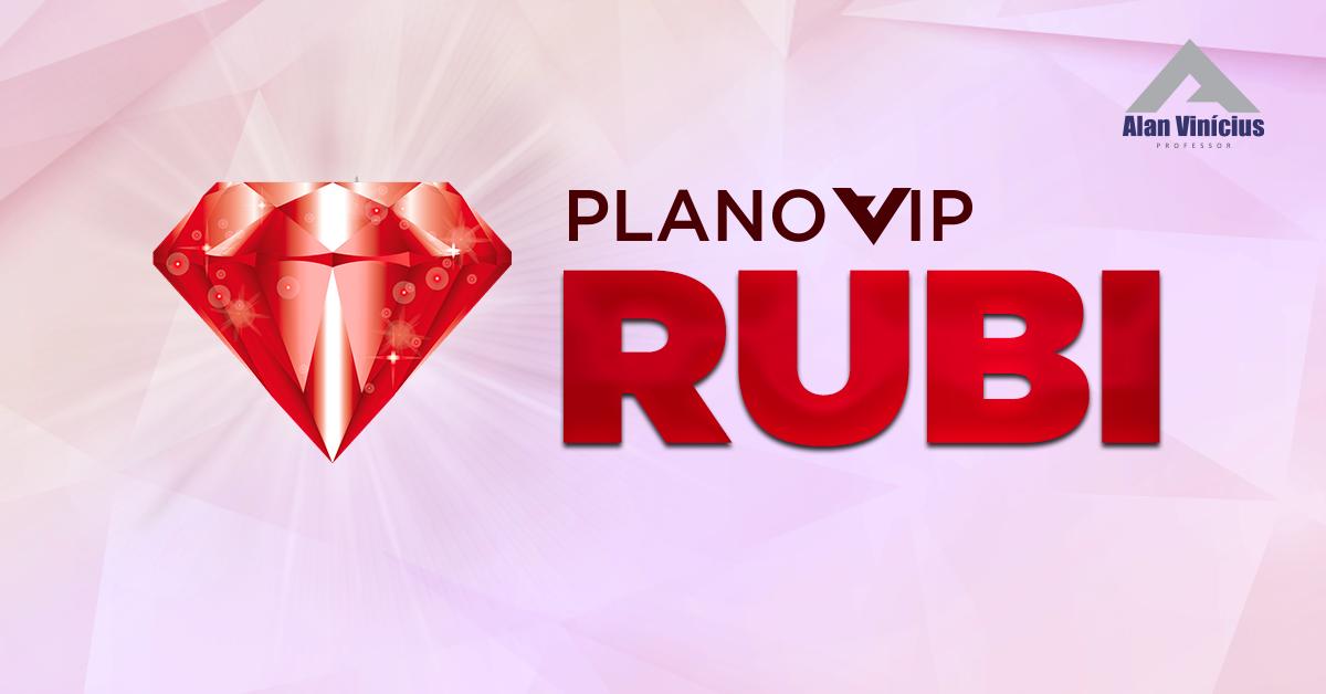 Assinatura Ilimitada - VIP Rubi - Anual