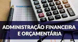 Administração Financeira e Orçamentária (AFO)