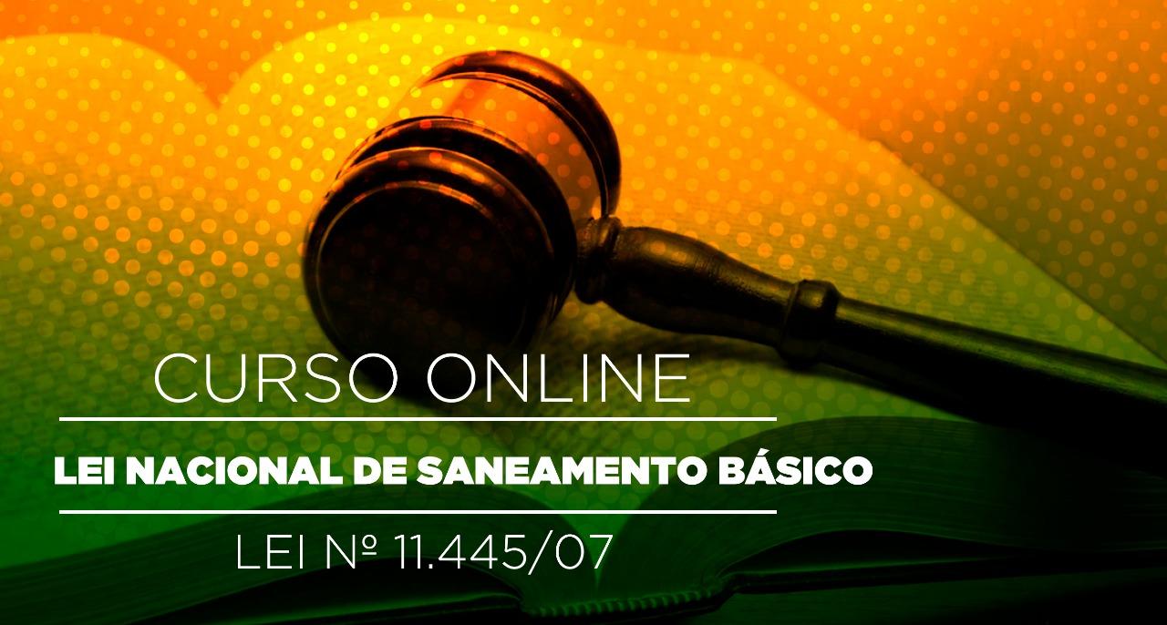 Lei 11.445/2007 - Saneamento Básico