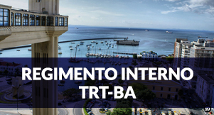 Regimento Interno - TRT05