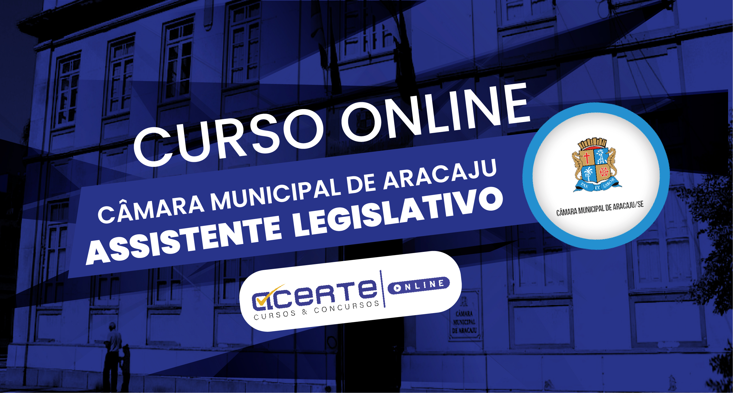 Câmara Municipal de Aracaju - Assistente Legislativo