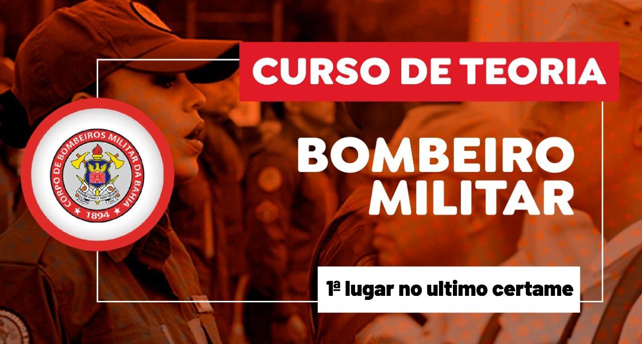Curso Bombeiro Militar da Bahia - CBM-BA
