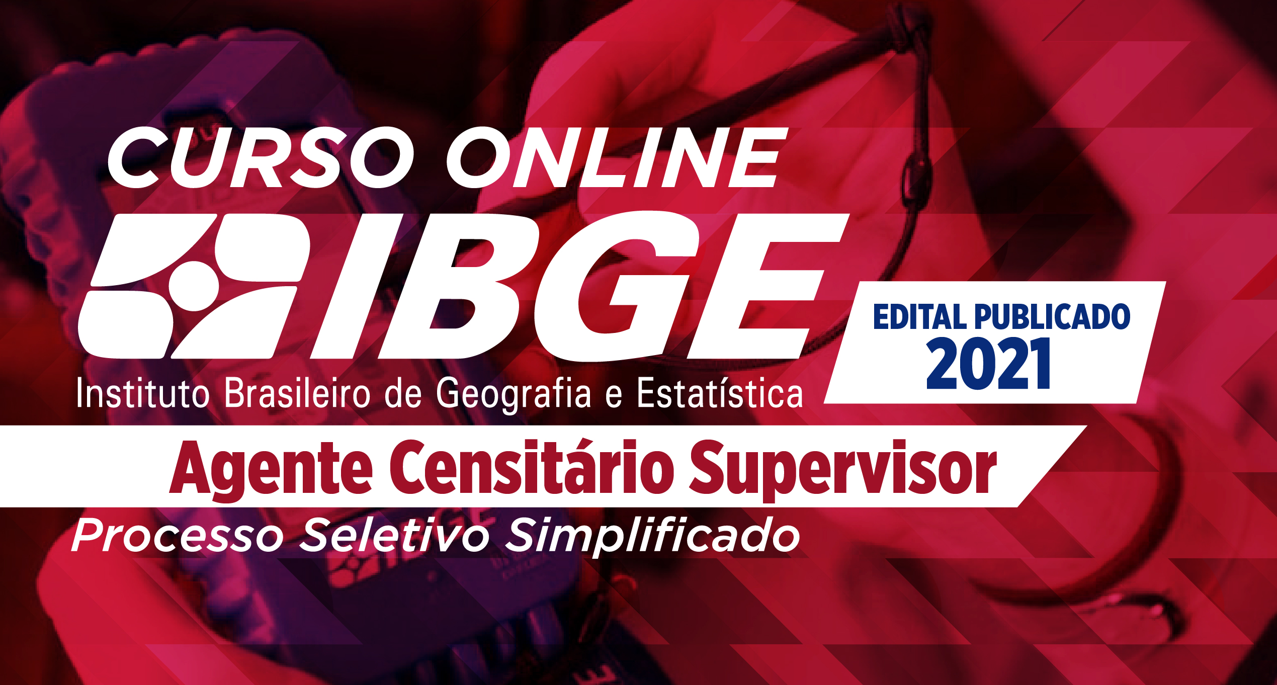 IBGE - Agente Censitário Supervisor