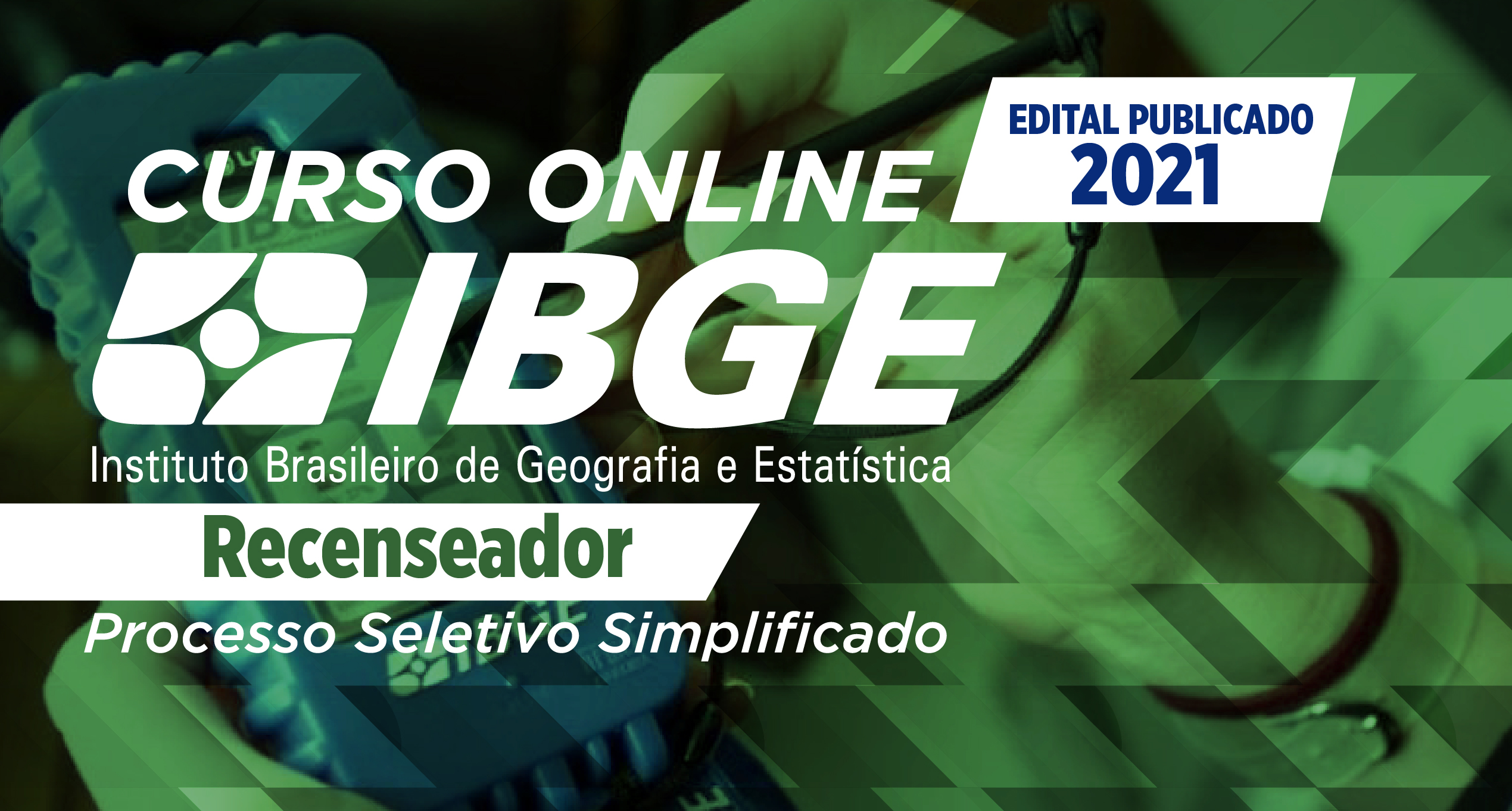 IBGE - Recenseador