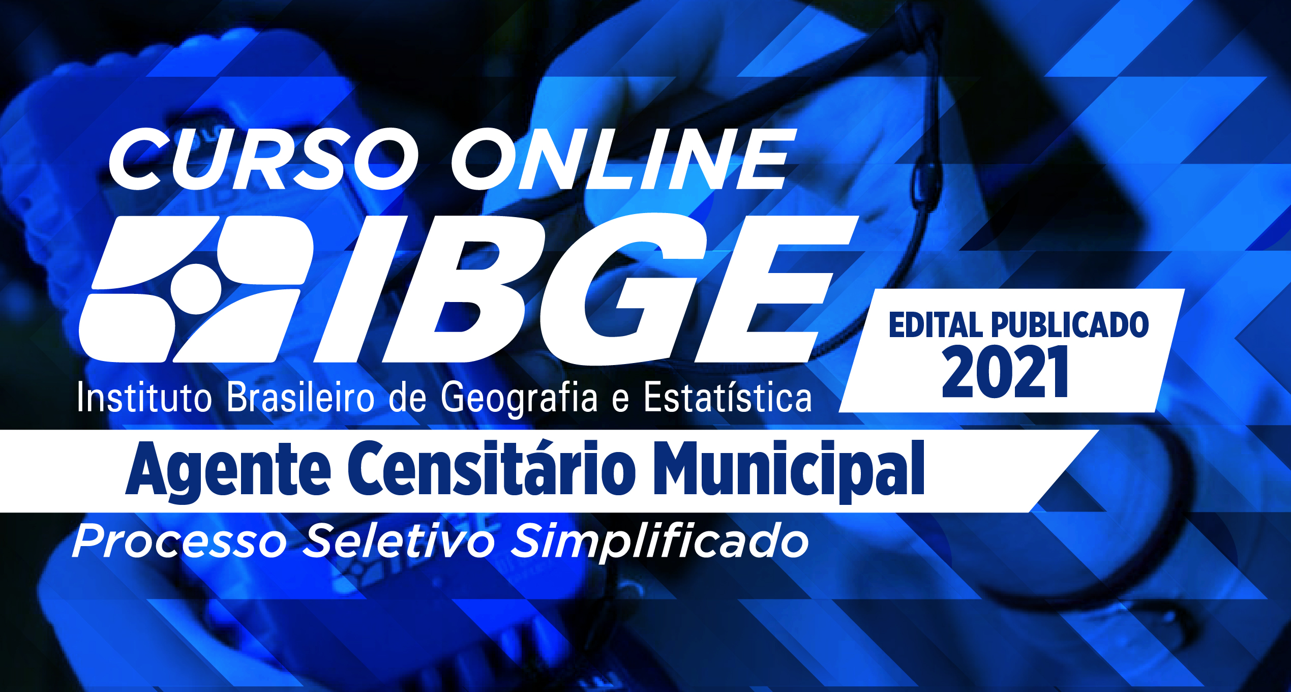 IBGE - Agente Censitário Municipal