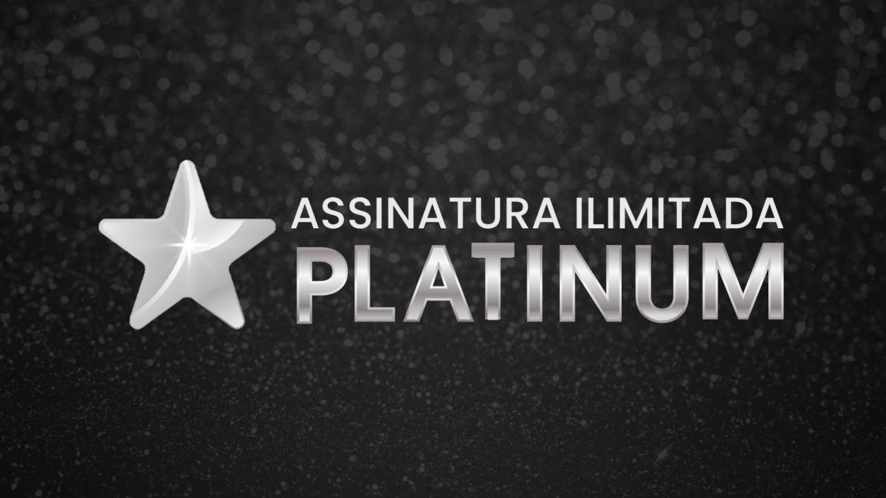 Assinatura Ilimitada Platinum - Anual
