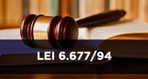 Lei 6.677/94 - Estatuto dos Servidores Públicos do Estado da Bahia